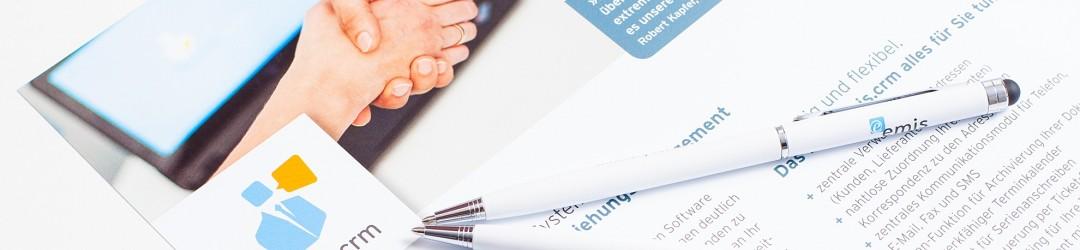 emis.crm - Das durchdachte Kundenmanagement