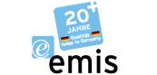 emis - Die xRM und ERP-Software für Ihr Unternehmen Logo